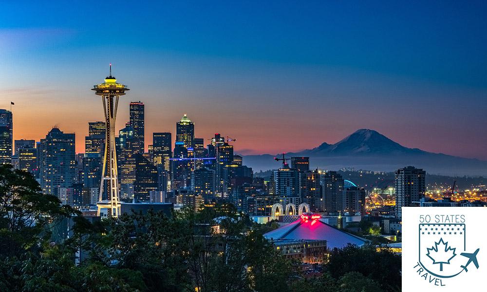 Seattle 50 States Travel - Unsplash