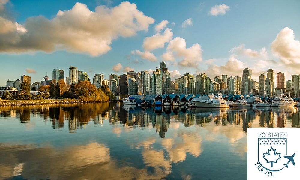 Vancouver 50 States Travel - Unsplash
