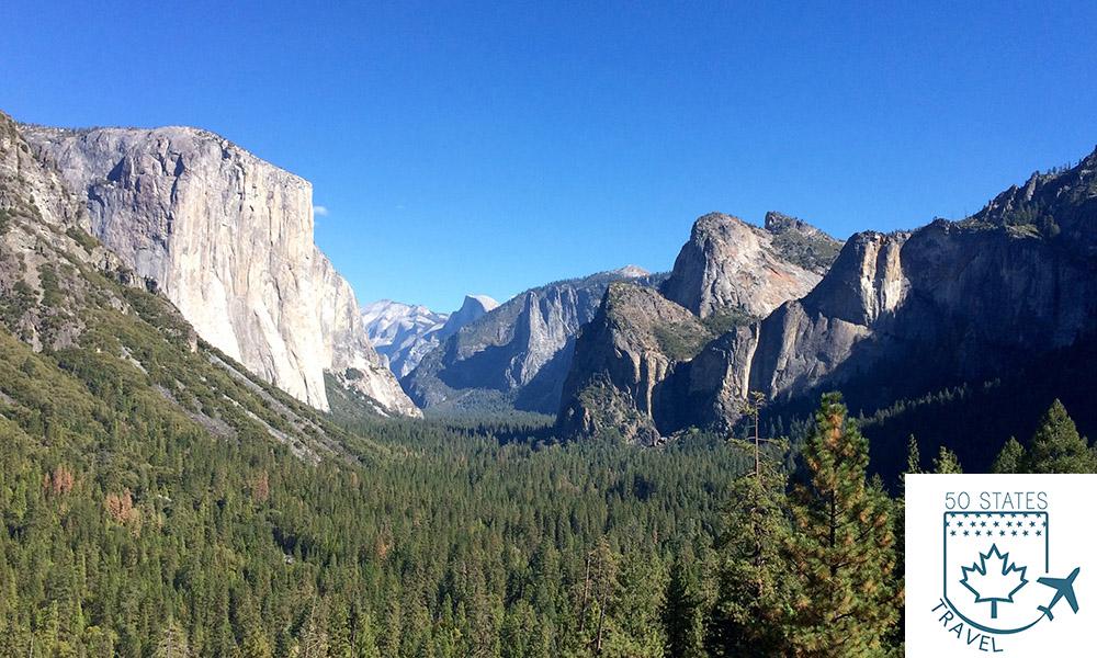 Yosemite National Park 50 States Travel - Unsplash