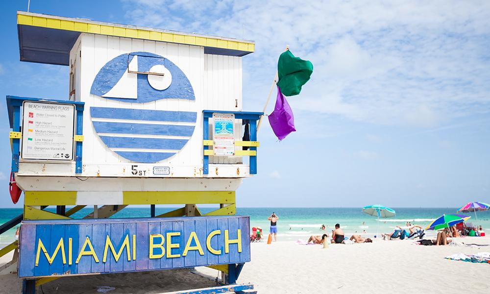 Miami Beach 2 - Unsplash