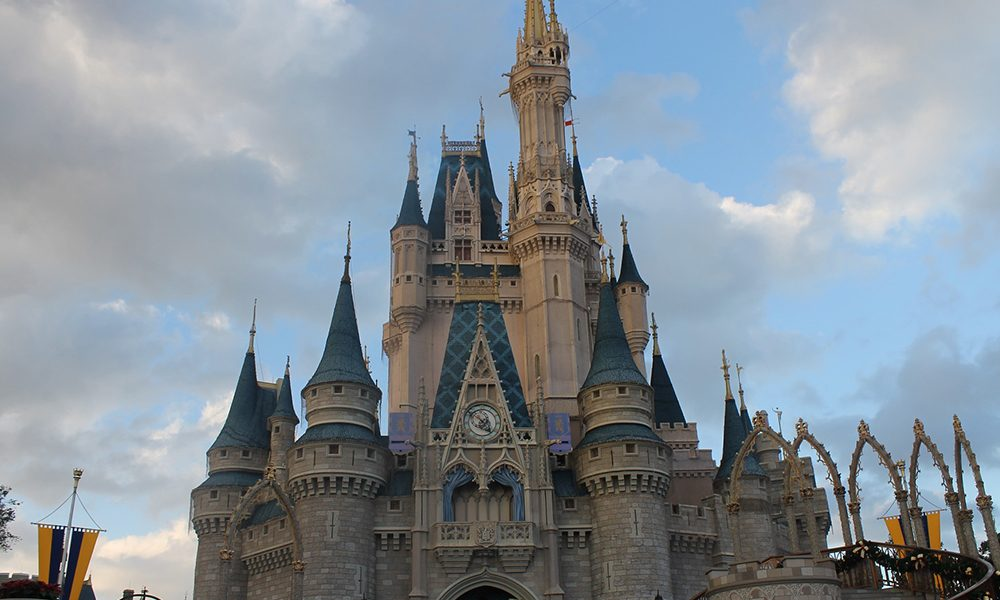 Disney World - Pixabay