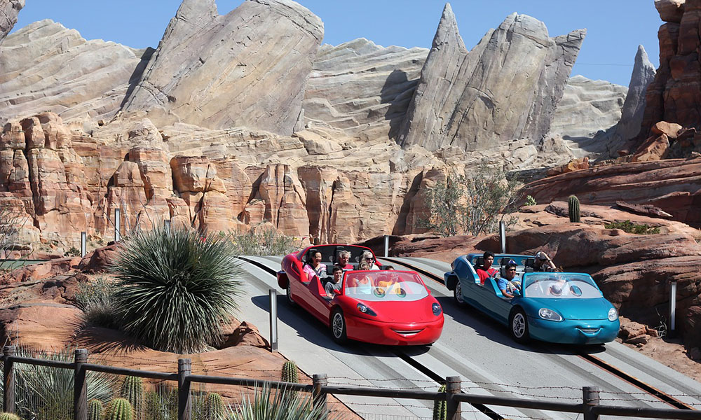 Disney California Adventure - Pixabay