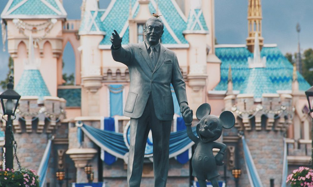 Disneyland - Unsplash