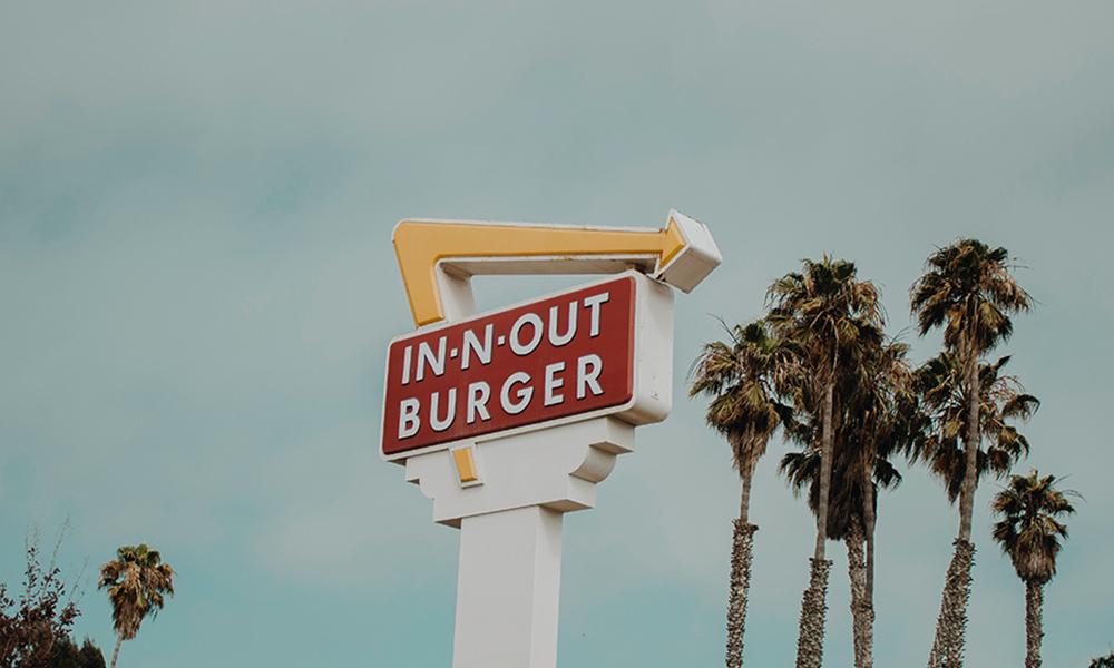In-N-Out Burger - Unsplash