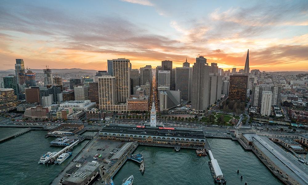 San Francisco 2 - Unsplash