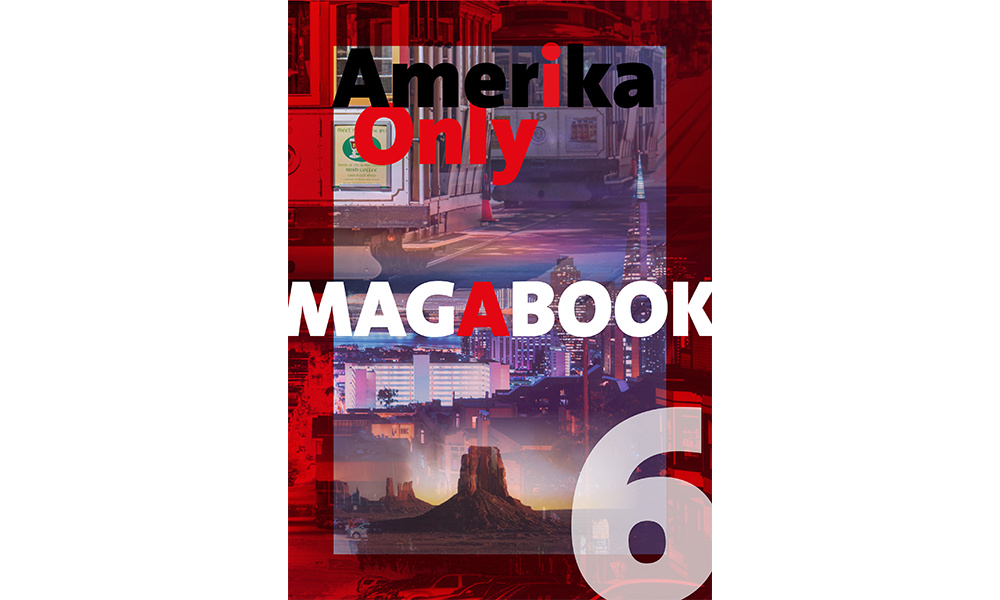 Amerika Only Magabook 6