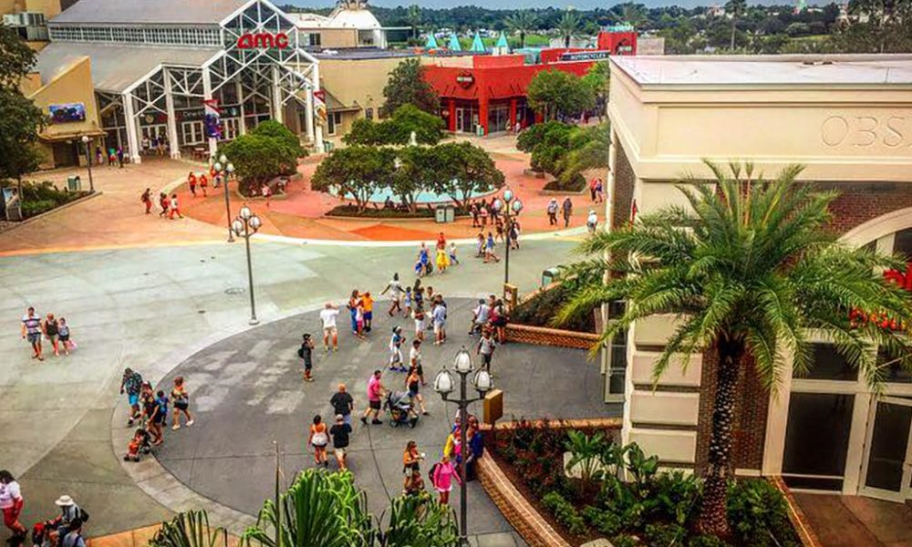 Disney Springs - Anneloes Keunen via Amerika Only-min