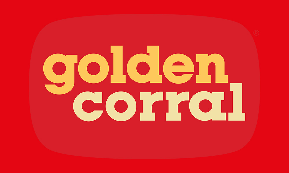 Golden Corral - Tucrack (for the svg) via Wikimedia Commons under the Creative Commons Attribution-Share Alike 4.0 International License (Bewerkt)