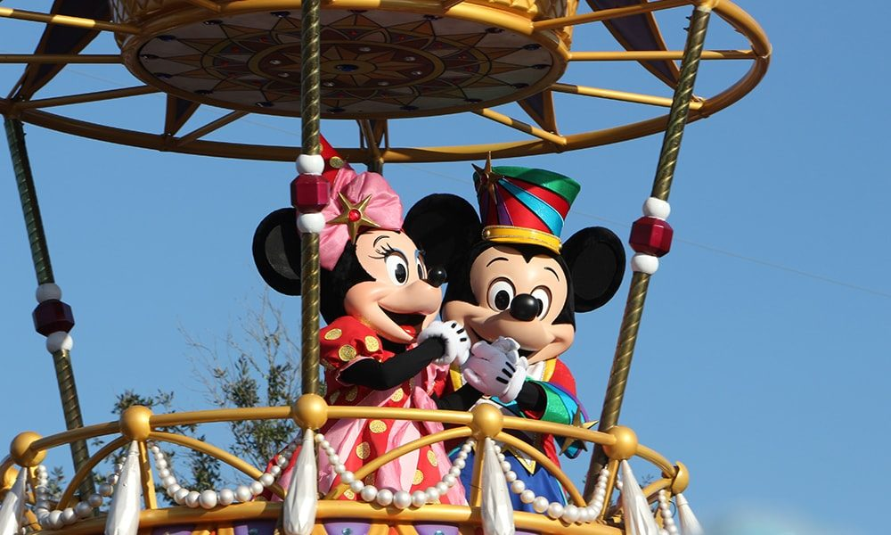 Disney - Unsplash