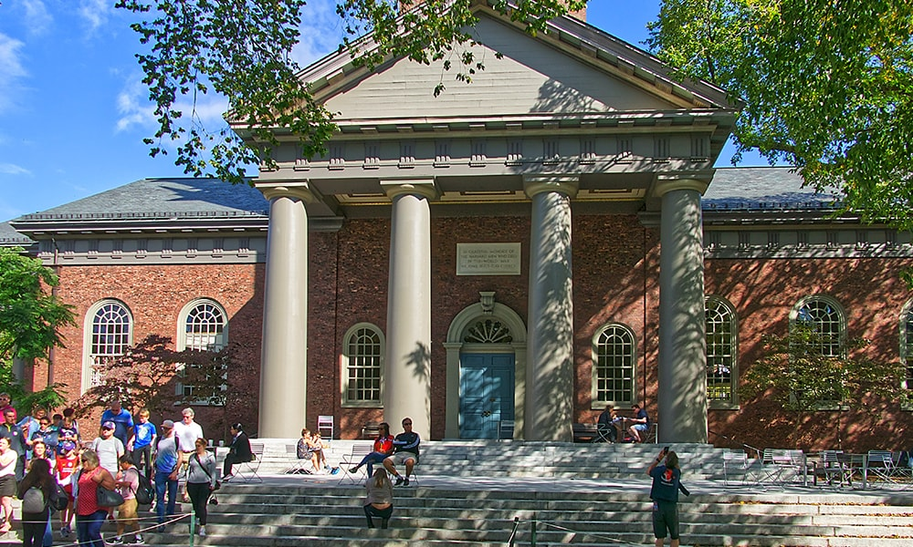 Harvard University - Unsplash