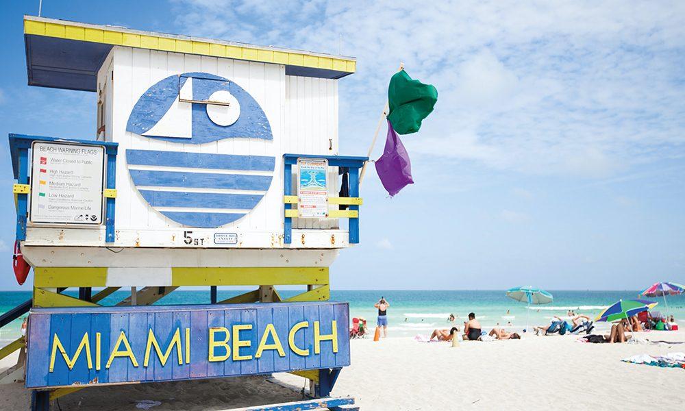 Miami Beach - Unsplash