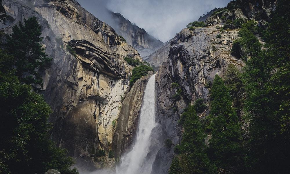 Yosemite National Park - Unsplash-min