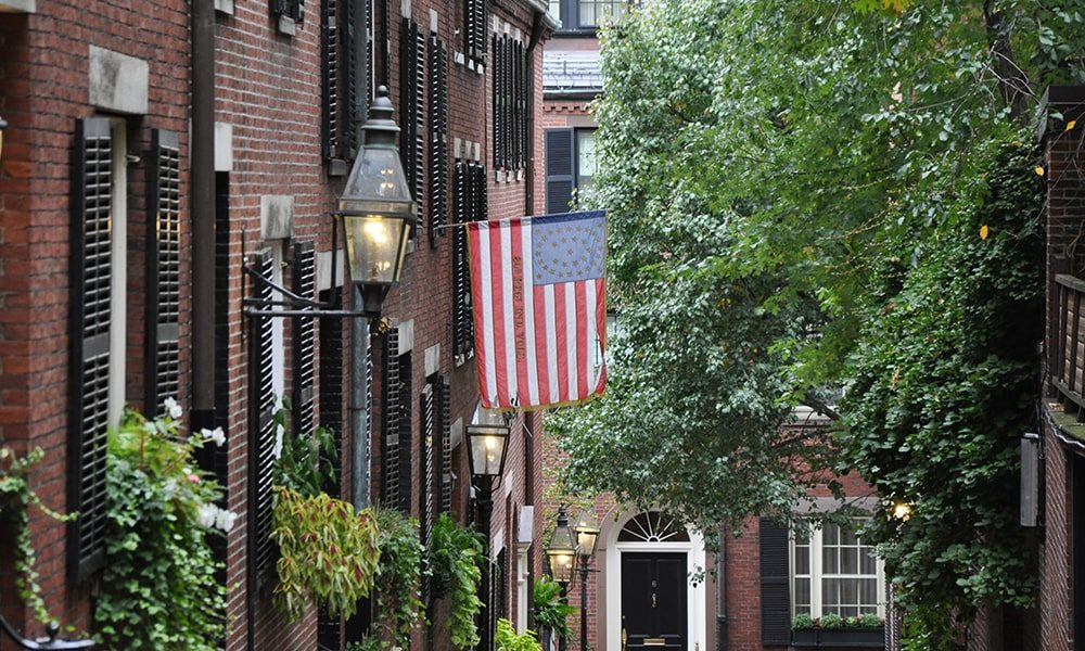 Boston - Anneloes Keunen via Amerika Only