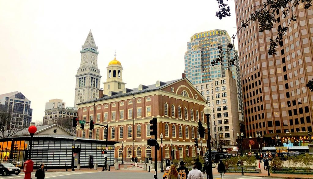 Boston - Pixabay