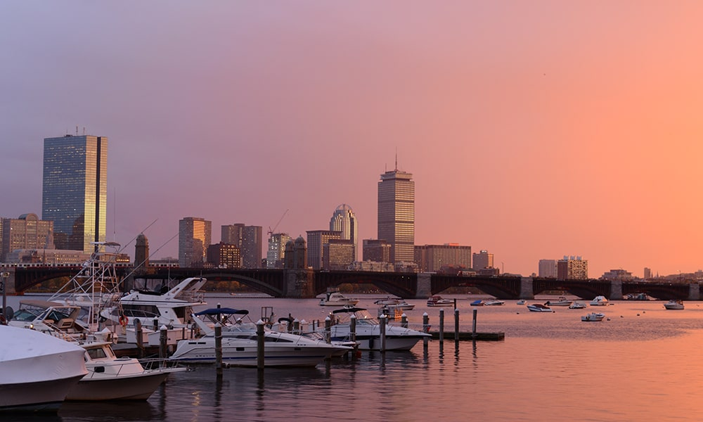 Boston - Unsplash