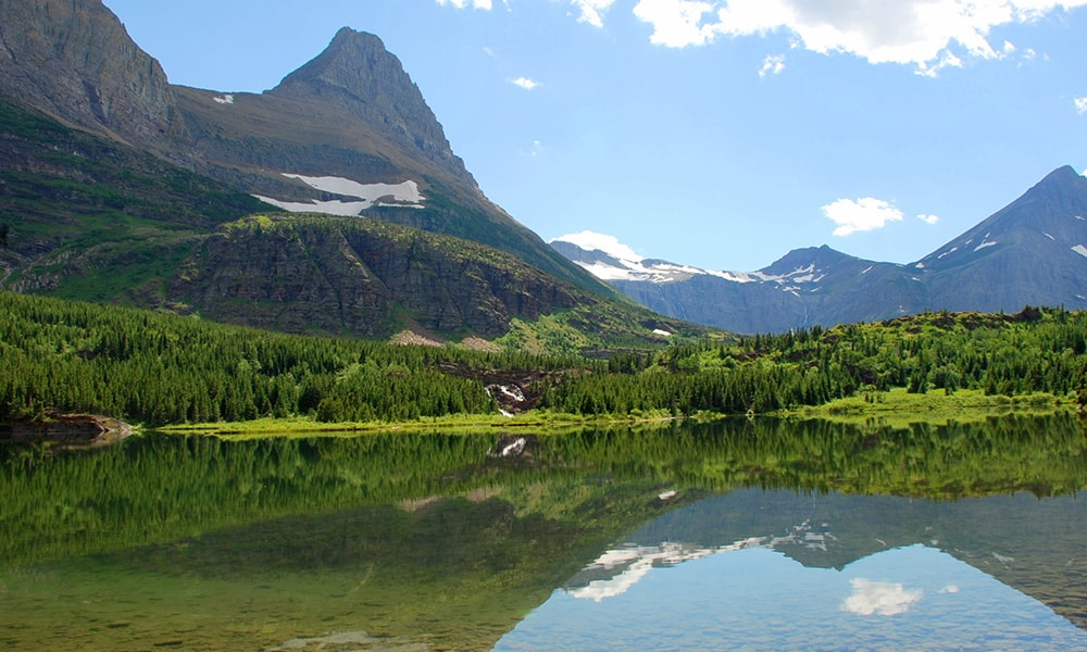 Glacier National Park - Unsplash