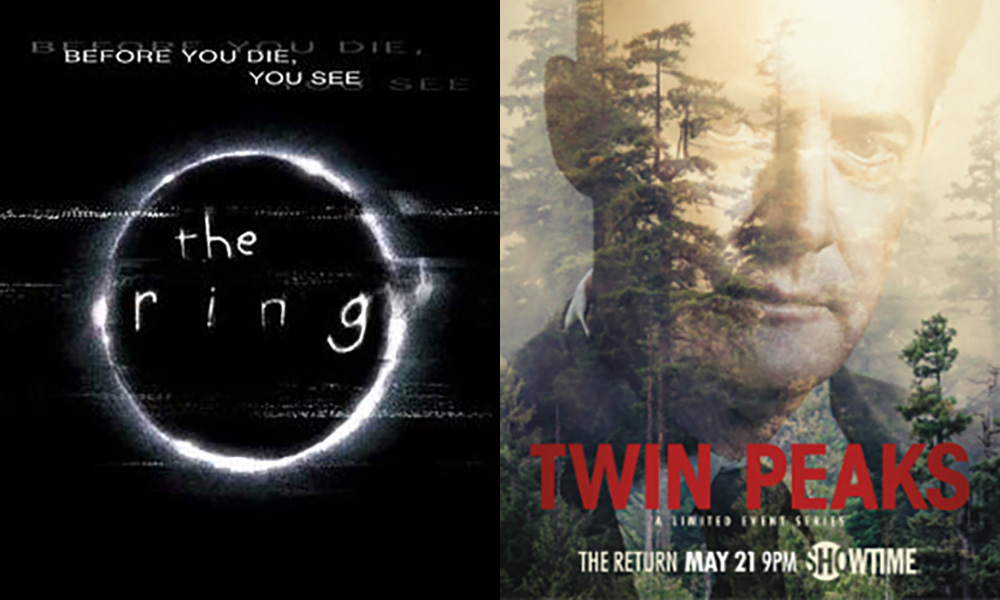 The Ring Twin Peaks - Fair Use