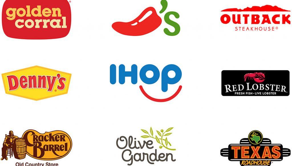 Amerikaanse restaurants - Fair Use