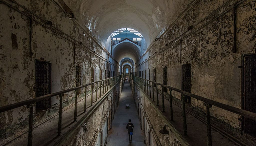 Eastern State Penitentiary - Unsplash