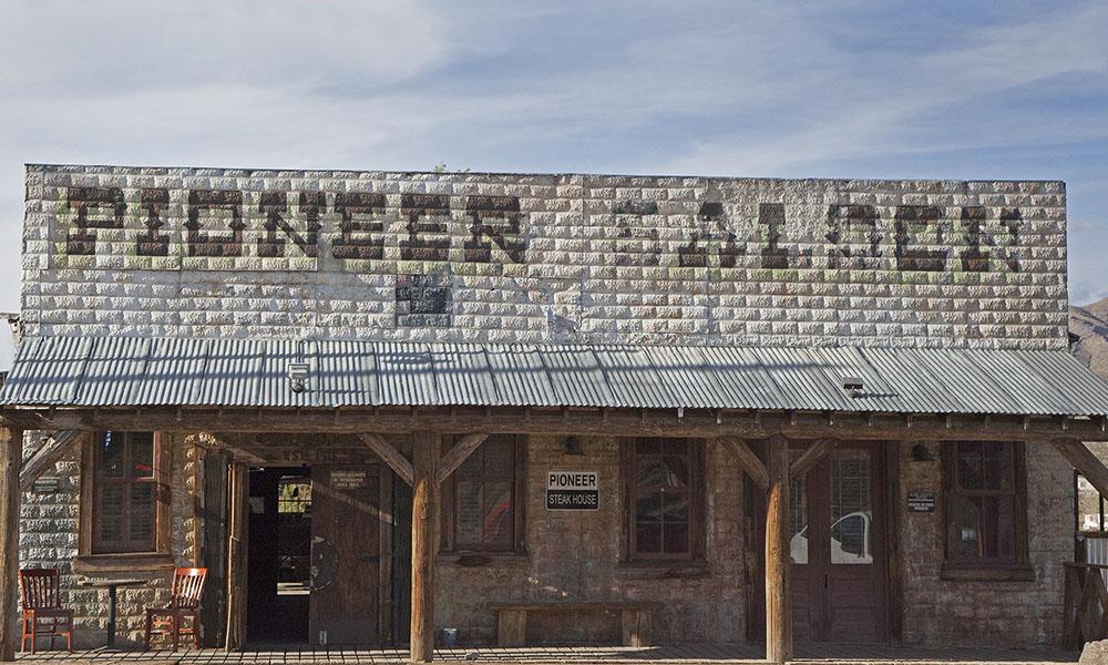 Goodsprings - Sydney Martinez via Travel Nevada