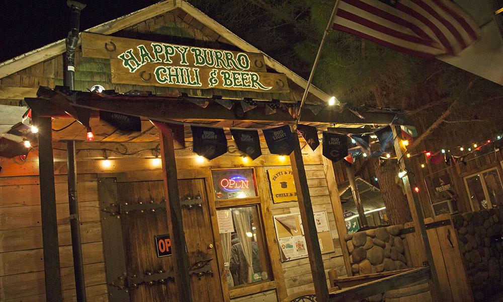 Happy Burro Chili - Sydney Martinez via Travel Nevada