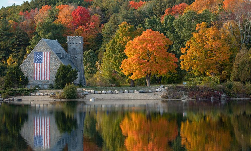 New England - Unsplash