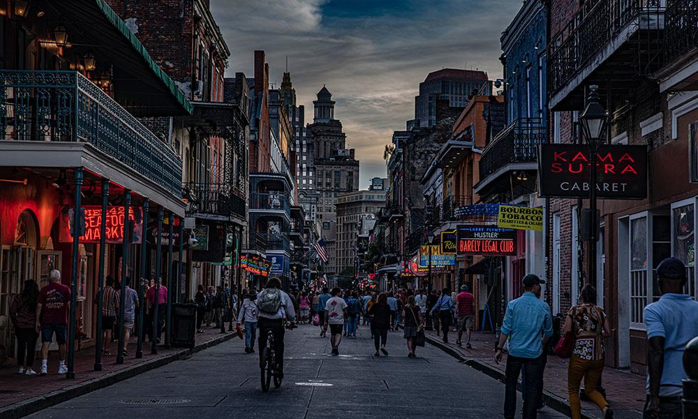 New Orleans - Unsplash