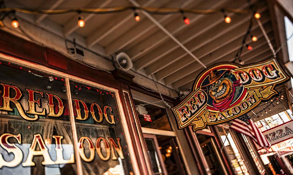 Red Dog Saloon - Travel Nevada