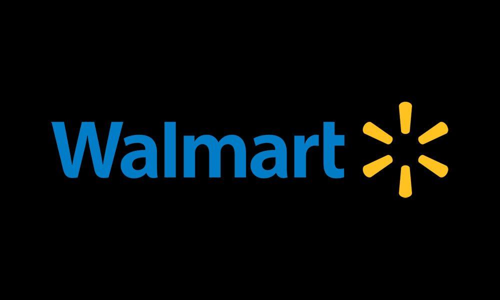 Walmart Logo - Public Domain