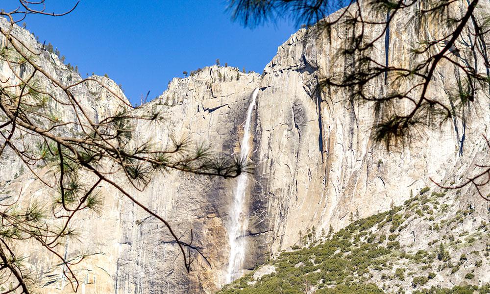 Yosemite Falls - Unsplash