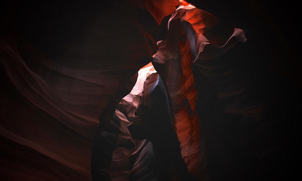 Antelope Canyon - Unsplash