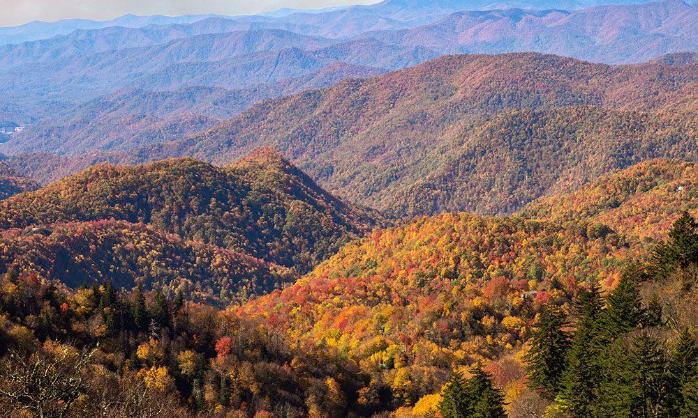 Great Smoky Mountains National Park - Unsplash