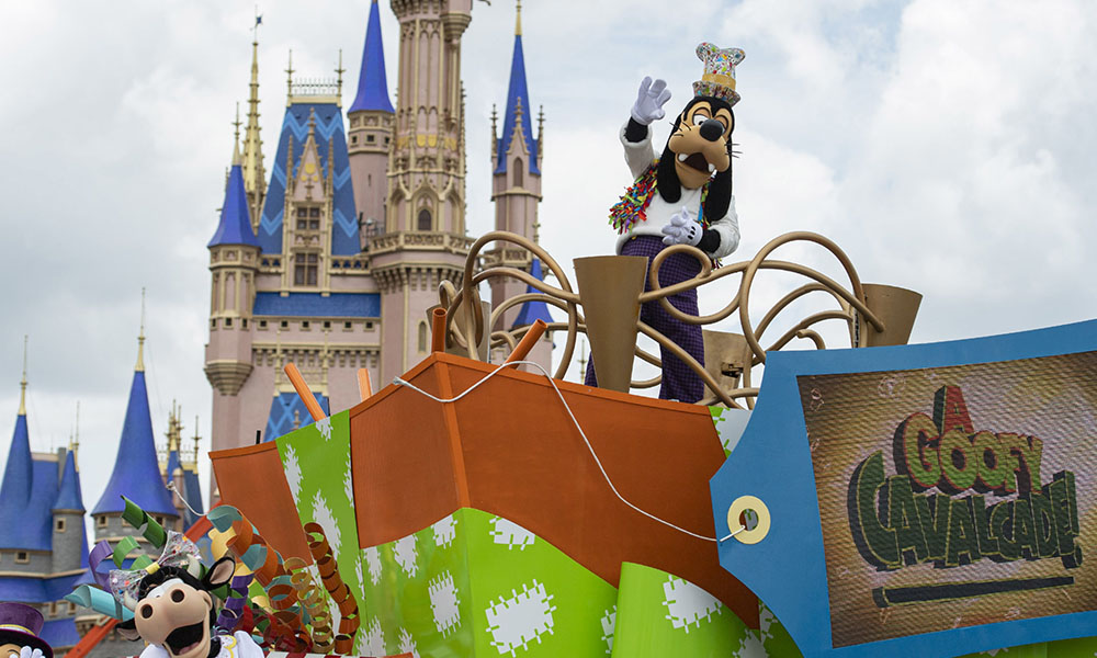 Magic Kingdom - David Roark via WDW News