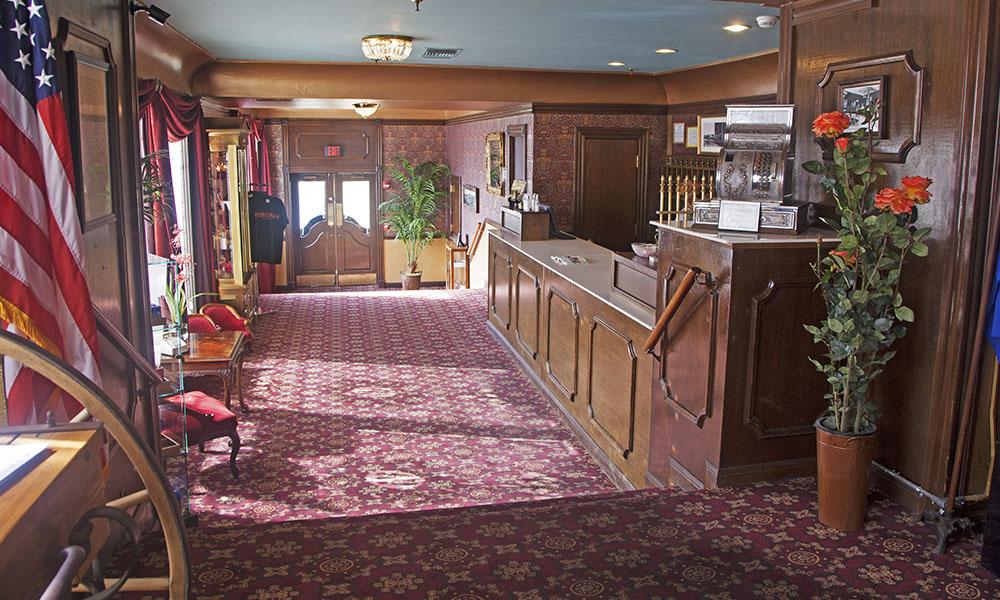 Mizpah Hotel - Sydney Martinez via Travel Nevada