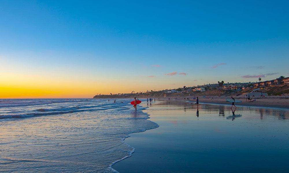 Pacific Beach - Unsplash