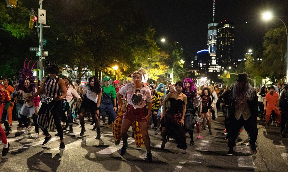 The Village Halloween Parade - Walter Wlodarczyk via NYC & Company