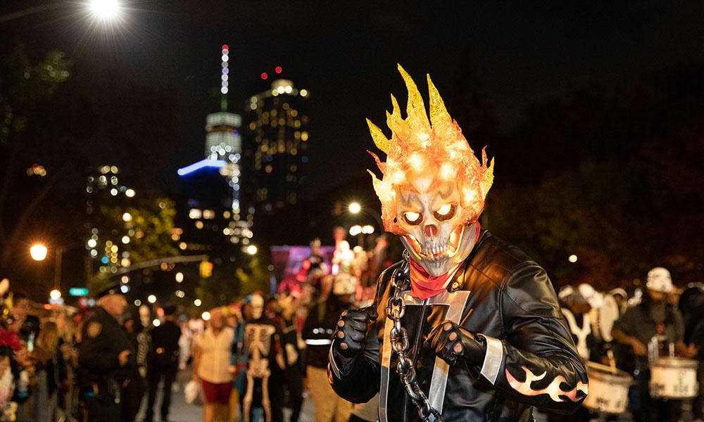 The Village Halloween Parade - Walter Wlodarczyk via NYC & Company