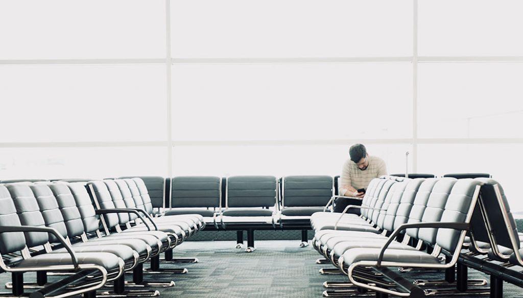 Vliegveld - Unsplash