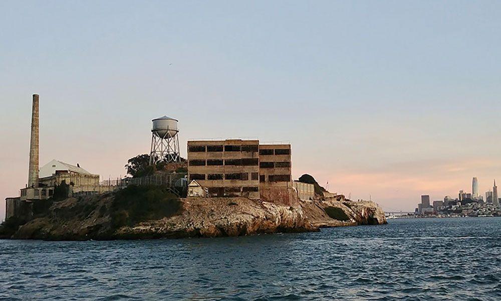 Alcatraz - Kevin Lux via Leven In SF