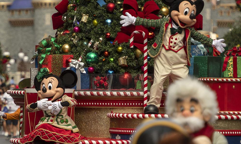 Disney World - Kent Philips via WDW News