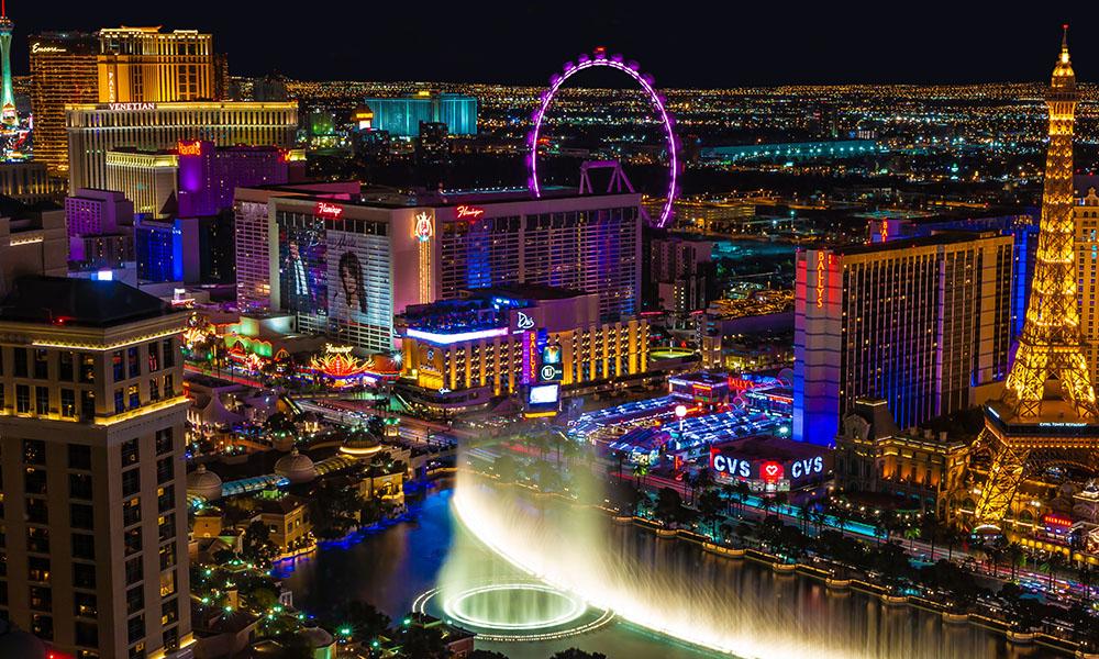 Las Vegas 2 - Unsplash