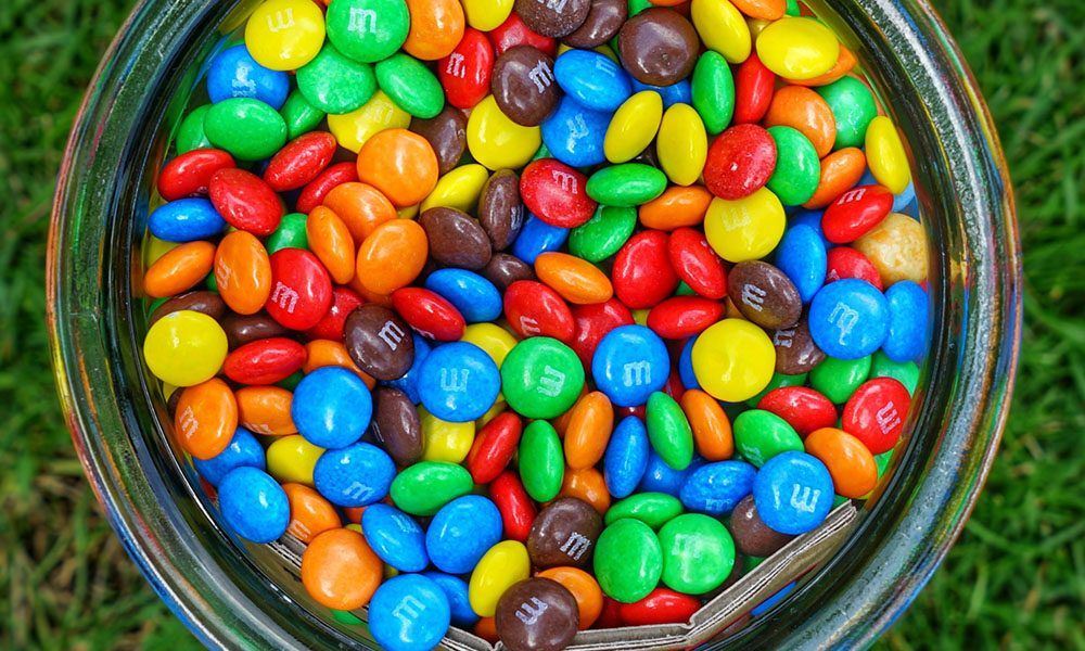 M&M's - Unsplash
