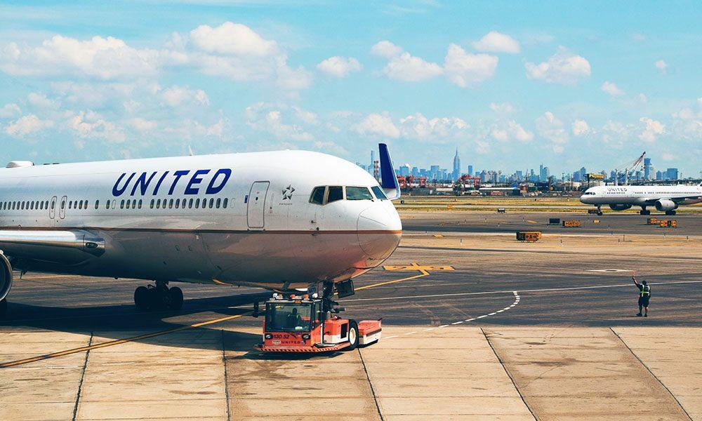 United Airlines - Unsplash