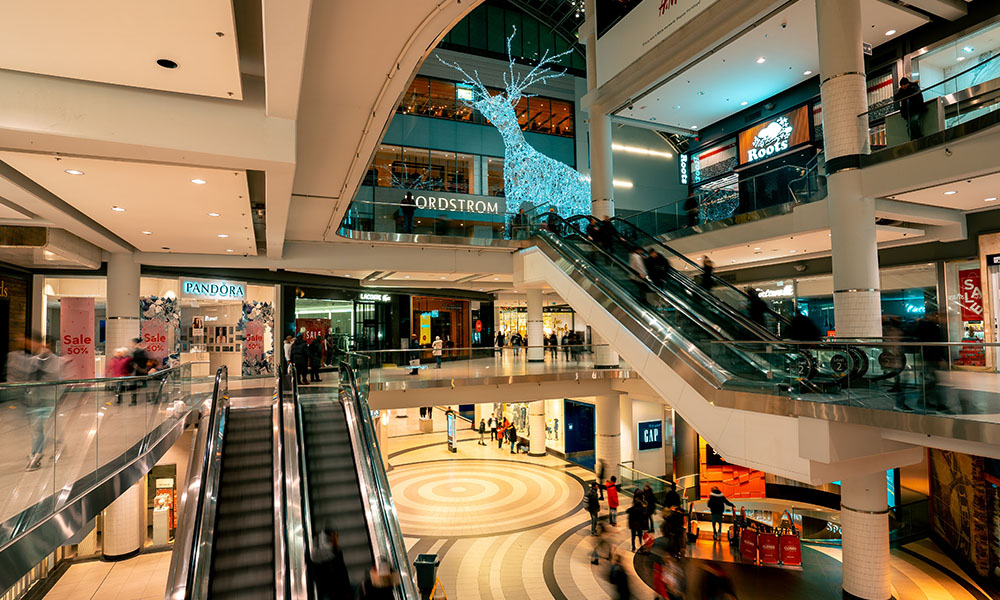 Mall - Unsplash