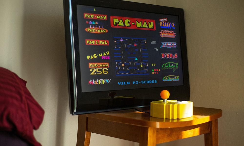Pac-Man - Unsplash