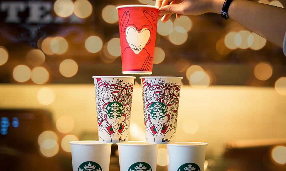 Starbucks - Unsplash