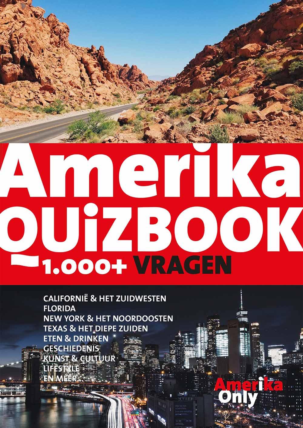 Amerika Quizbook Cover