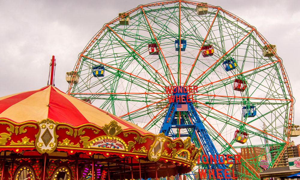 Coney Island - Brittany Petronella via NYC & Company
