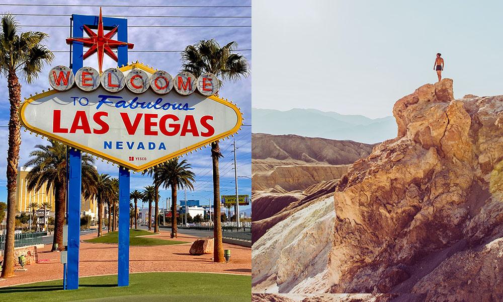 Death Valley National Park en Las Vegas - Unsplash