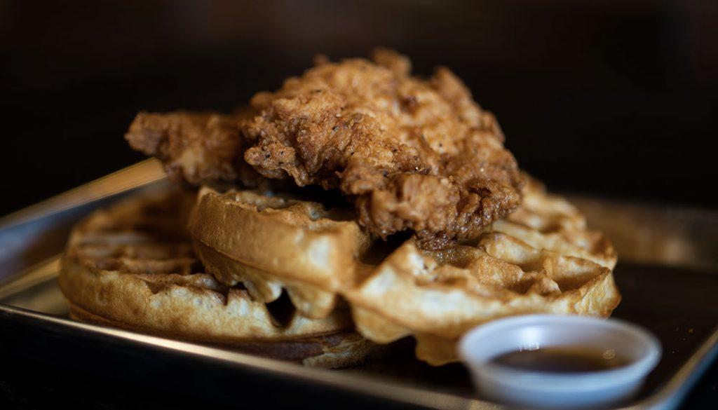 Fried Chicken - Unsplash